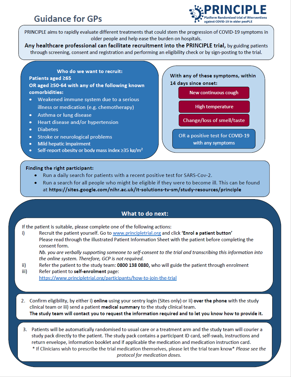 Guidance for GP's Cover Image